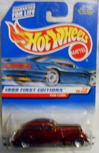 Hotwheels 1936 Cord-1999 1st Edition #1-26 #649 - 1
