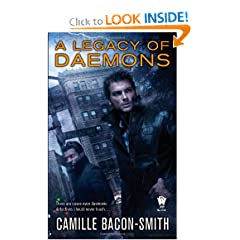 A Legacy of Daemons by Camille Bacon-Smith
