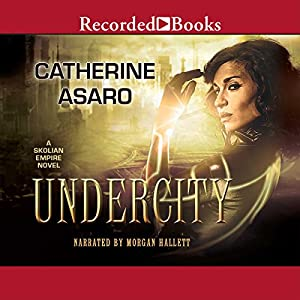Undercity (Major Bhaajan #1) - Catherine Asaro