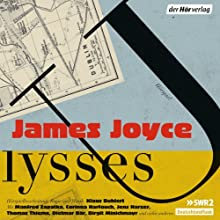 Ulysses (       ungekürzt) von James Joyce Gesprochen von: Corinna Harfouch, Dietmar Bär, Manfred Zapatka