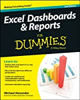 Excel Dashboards and Reports For Dummies, 2nd Edition Front Cover