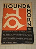 """Remington and Winslow Homer"" in Hound & Horn (July-September, 1933)"
