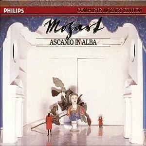 Mozart: Ascanio in Alba (Philips Complete Mozart Edition, Vol. 30)