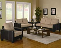 Big Sale Coaster Regatta 3 Piece Living Room Set