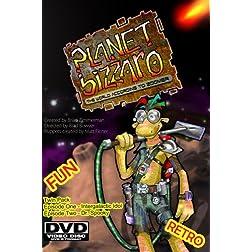 Planet Bizarro - The World According to Zoomer - Intergalatic Idol & Dr. Spooky