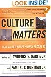 Culture Matters: How Values Shape Human Progress