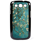 Case Fun Samsung Galaxy S3 (I9300) Vogue Case - Almond Blossom