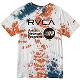 ルーカ (rvca) メンズ Tシャツ バックプリント 半袖 af041310 af041-310 TIMES UP