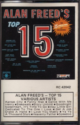 Various Artists - Alan Freed