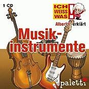 Albert E. erklärt Musikinstrumente (Ich weiß was) | Thomas Krüger