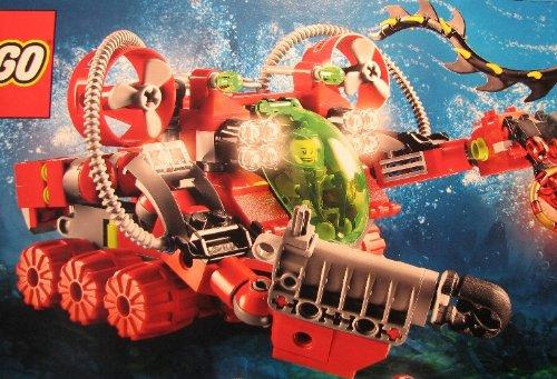 Imagen de Lego Atlantis explorador submarino 8080 - 364 piezas