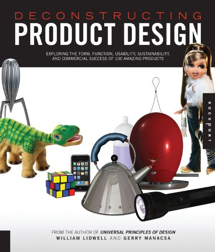 Deconstructing Product Design: Exploring the Form,...