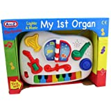 Light and Sound My First Keyboard Organ Musical Toyby A to Z
