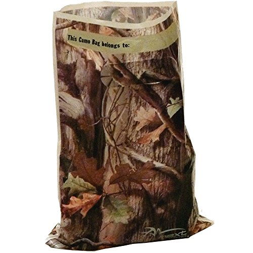 Next Camo Loot Bags Havercamp Camouflage Party Favor Treat Sacks (8) - 1
