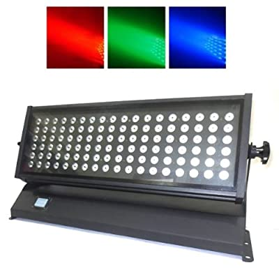 4PCS 108X3W DMX512 Waterproof IP65 Stage Light Party DJ Club UK Plug from buytra