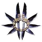 モンスターハンター風 ナルガクルガ ナルガ装備 双剣 夜天連刃【黒翼】【コスプレ用小道具】