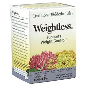 Weightless Tea 16 Bags