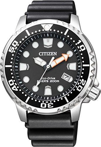 [シチズン]CITIZEN 腕時計 PROMASTER プロマスター Eco-Drive エコ・ドライブ GLOBAL MARINE スタンダードダイバー BN0156-05E メンズ