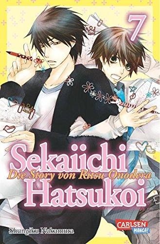 Sekaiichi Hatsukoi, Band 7