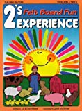 2'S Experience: Felt Board Fun (2's Experience Series) [Paperback]