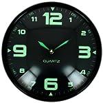 Horloge � Quartz Phosphorescente Lumi...