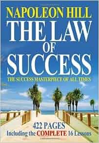 napoleon hill 16 laws of success pdf