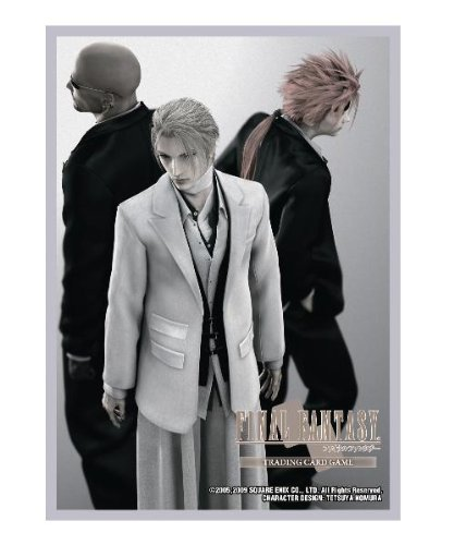 FINAL FANTASY VII ADVENT CHILDREN カードスリーブ 神羅