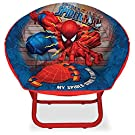 Spider-man Spider Sense Kids Ultrasoft Mini Folding Saucer Chair
