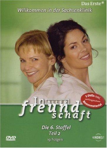 In aller Freundschaft - Die 6. Staffel, Teil 2 (5 DVDs)