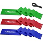Aylio 3 Exercise Bands (Light, Medium...