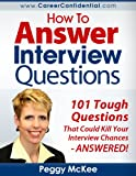 img - for How to Answer Interview Questions book / textbook / text book