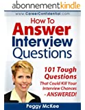 How to Answer Interview Questions (English Edition)