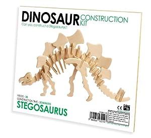 Dinosaur Construction Kits Stegosaurus