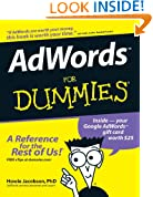 AdWords For Dummies (For Dummies (Lifestyles Paperback))