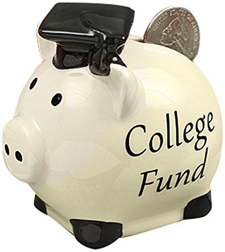 Fashioncraft College Fund Piggy Bank - 1