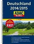 ADAC MaxiAtlas Deutschland 2014/2015...
