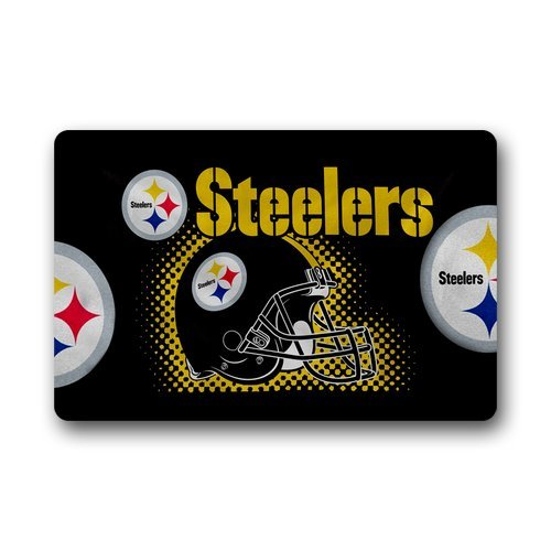 Pittsburgh Steelers Welcome Mat Steelers Welcome Mat