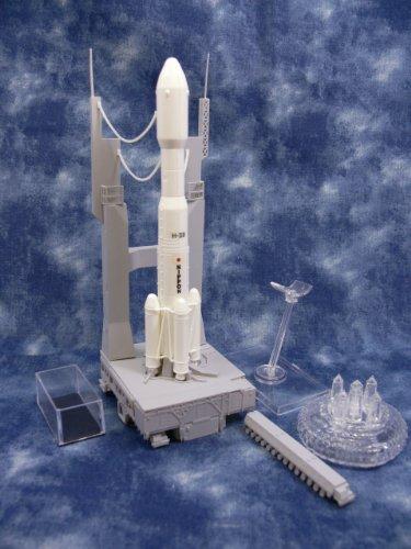 スペースクラフトシリーズNo.08 H-IIBロケット&移動発射台 実物フェアリング付きVer