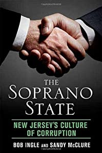 "Cover of ""The Soprano State: New Jersey's..."
