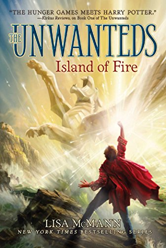 Island of Fire The Unwanteds) PDF Download Free