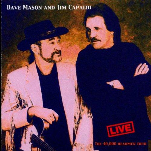 DAVE MASON - Live: 40,000 Headmen Tour - Zortam Music
