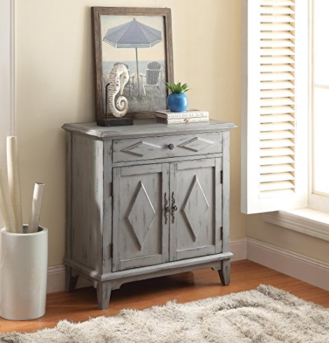 Coaster Home Furnishings Accent Cabinet, Blue front-1028568