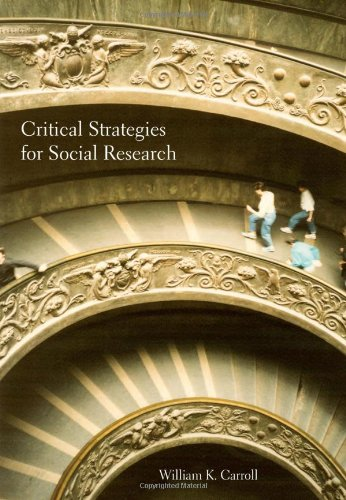 Critical Strategies for Social Research