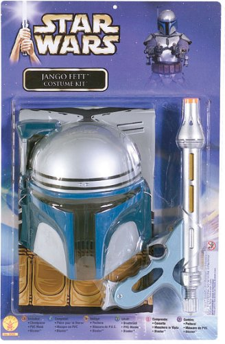 Star Wars tm Jango Fett tm Accessory Set for Children - One Size Fit