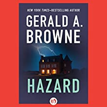 Hazard (       UNABRIDGED) by Gerald A. Browne Narrated by Jonathan Yen