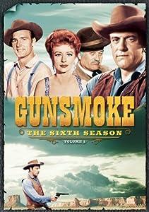 Gunsmoke: The Sixth Season Vol. 1 from Paramount Home Video