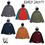 (ダブルエー) AA HRADWEAR 14-15/BARLY JACKET L CHECK