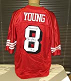Steve Young Signed San Francisco 49ers Jersey w/SB MVP