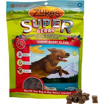 super berry dog treats