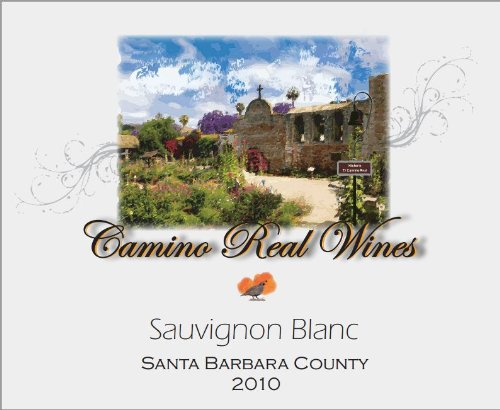 2010 Camino Real Sauvignon Blanc 750 Ml